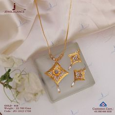 Fancy Jewellery, Gold Jewellery Design, Gold Jewelry, Choker Necklace Online, Gold Necklace, Gold Earrings Designs, Jewelry Patterns, Gold Pendant, Bridal Jewelry