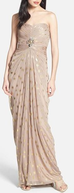 draped mesh dress http://rstyle.me/n/hx8ivr9te