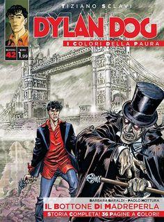 Dylan Dog _ I colori della paura -#42- Il bottone di madreperla