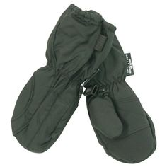 Toddler Boy's (2 - 4) Long Thinsulate Lined / Wateproof Ski Mittens $11.99