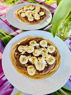 Recept na celozrnné vafle z cottage sýra - fitness Pancakes, Food And Drink, Low Carb, Fitness, Breakfast, Cottage, Cook, Diet, Morning Coffee