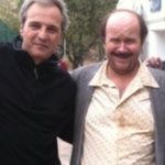 Con Torrente rodando un cameo para su nueva película... @SSantiagosegura