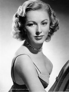 "Eleanor Parker - Probably best known as the baroness in ""The Sound of Music"""
