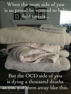 Ok this pin is killing me! Does it go on the Parenting board or OCD board? I'm dying from choice fright right now. OCD it is Mom Quotes, Funny Quotes, Funny Memes, Proud Parent Quotes, Mum Memes, Sassy Sayings, Quotes Kids, Funny Humour, Mother Quotes
