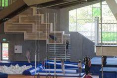 Aarhus Gymnastics and Motor Skills. Deporte y juego para niños.