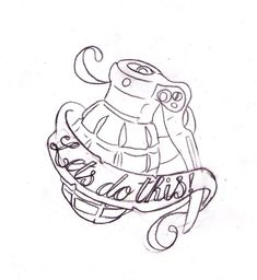 Call of Duty Grenade Tattoo by Nevermore-Ink on DeviantArt
