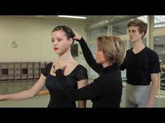 """""""Restes dans ton dos"""" Alexander Technique et Danse Classique - YouTube"""