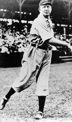 Cy Young SP Boston Red Sox/Cleveland Indians. 1937 Hall of Fame Inductee. All-Time Wins Leader With 511.