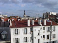 Centre Ville - Le clocher de Saint Pierre - Par Little Esa