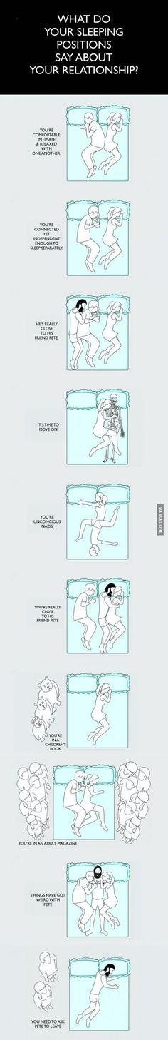 How Is Your Relationship funny relationships jokes joke humor sleeping funny pictures cuddling wtf funny images. Pete is my favorite! Wtf Funny, Funny Cute, Funny Humor, Funny Relationship Jokes, Relationship Pictures, Relationships Humor, Funny Images, Funny Pictures, Rage Comic