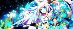 Anime Girl - Chillstep Girl by GinXen