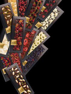 Chocolate Photos, Artisan Chocolate, Chocolate Bouquet, Chocolate Truffles, Homemade Chocolate, Chocolate Lovers, Chocolate Desserts, Bark Recipe, Chocolate Packaging