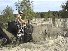 "Trials Video of the Day - ""Leto 2007 2 - Russian Bike Trials""-"