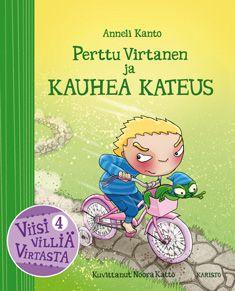 Perttu Virtanen ja kauhea kateus - Anneli Kanto - Kovakantinen (9789512356034) - Kirjat - CDON.COM