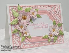Kia Ora and Welcome Back It is Inspiration Wednesday again at Heartfelt Creations and today I am featuring a card that is quick and easy to make. Please visit the Heartfelt Creations for further i…