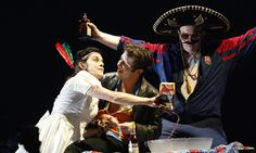 Mozart's Don Giovanni: in pictures
