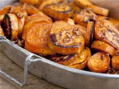 50 Delicious Holiday Side Dishes: Caramelized Cane Syrup Sweet Potatoes
