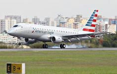 New Embraer 175  of American Eagle, would be based in Chicago. Start operating in August 2013