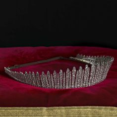 The Royal Order of Sartorial Splendor: Royal Jewels of the Day: The Fife Tiaras at Kensington Palace