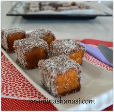 Lokum Keki Tarifi-Küp Kek