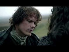 good slow mo stuff of key scenes in 108 Outlander - Jamie & Claire (A Thousand Years) HQ