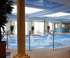 Gran Hotel Balneario Puente Viesgo.