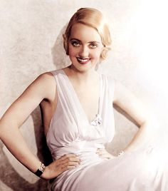Bette Davis, Actress and Vintage Fashion Icon - wolfandwillowblog.com