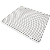 Ideal for cooling, grid pattern provides support and allows even cooling.