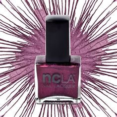 NCLA Nail Lacquer in -Without Me There's No VIP-