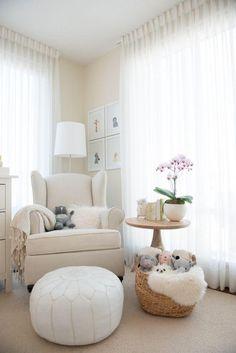 Cómo Decorar con sofás el cuarto del bebé | Decorar y Más
