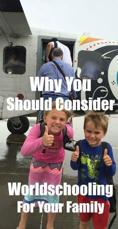Are you considering taking your kids out of school to travel? Thinking about an extended family trip? If so, you may be thinking about Worldschooling for your children. Combining a significant amount of research with my own first person conversations and experiences, the benefits of worldschooling If you identify with these, then you're headed in the right direction and an extended trip with your kids might be right for you. Read on for more about how travel benefits kids.