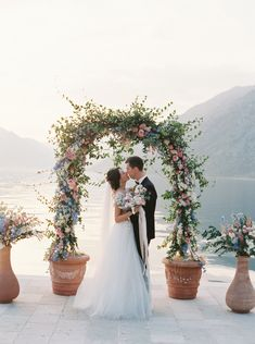 View entire slideshow: Best Of 2015 Weddings: Editor Picks on http://www.stylemepretty.com/collection/3931/