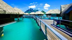 Bora Bora, Polynesie
