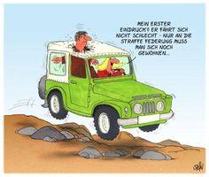 Uli Stein — Cartoons & Fotografie | CARTOONS - ulistein.de Lol, Humor, Comics, Jokes, Funny Cartoons, Good Mood, Funny Stuff, Stones, Humour