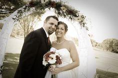 Wedding at Katke Golf Course in Big Rapids, Michigan.