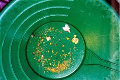 Gold panning | Geology IN