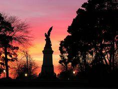 Statue of Lucifer, Parque del #Retiro, #Madrid
