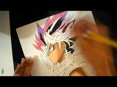 Speed Drawing Yami Yugi  - Yu-Gi-Oh!