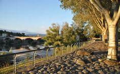 Terrazza Petroni (parte del Parco Fluviale del Serchio) - Lucca (Tuscany)