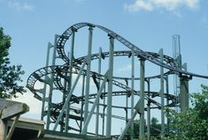 Zambezi Zinger - Worlds of Fun (Kansas City, Missouri, United States) Kansas City Missouri, Missouri River, Great Places, Places To Visit, Top 10 Destinations, Worlds Of Fun, Roller Coaster, Vacation Spots, Oceans