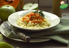 Salmon Pasta - Real Recipes from Mums