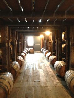 @WillettWhiskey's Warehouse #whiskey
