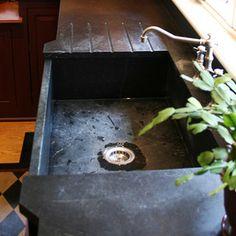 Jewett Farms + Co. Soapstone - kitchen countertops - boston - by Jewett Farms + Co.
