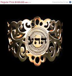Cuff Bracelet by Kelka Jewelry