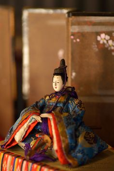 traditional Japanese doll 2
