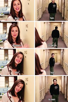 13 going on 30  OMG. One of the cutest scenes in this movie. ♡