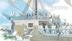 From: Captain Cat, by Inga Moore (Candlewick)