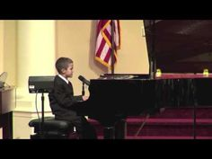 Travis Clark sings He Knows My Name - love this song! He sings it so well and he's just a little boy!