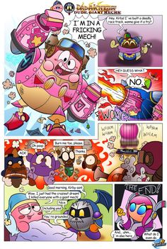 DAK - Kirby's Robobot by MarkProductions on DeviantArt