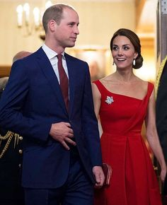 Kate and William, 2016